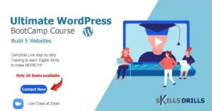 WordPress Boot Camp Course